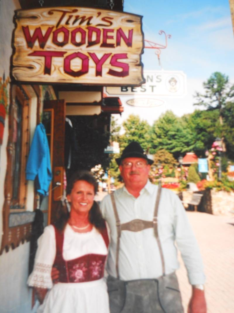 Tim's Wooden Toys , 8635 Main Street Unit 8, Helen, Georgia, 30545, United States