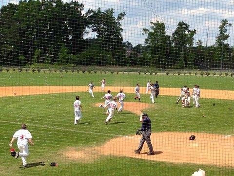 2015 State Baseball Champions