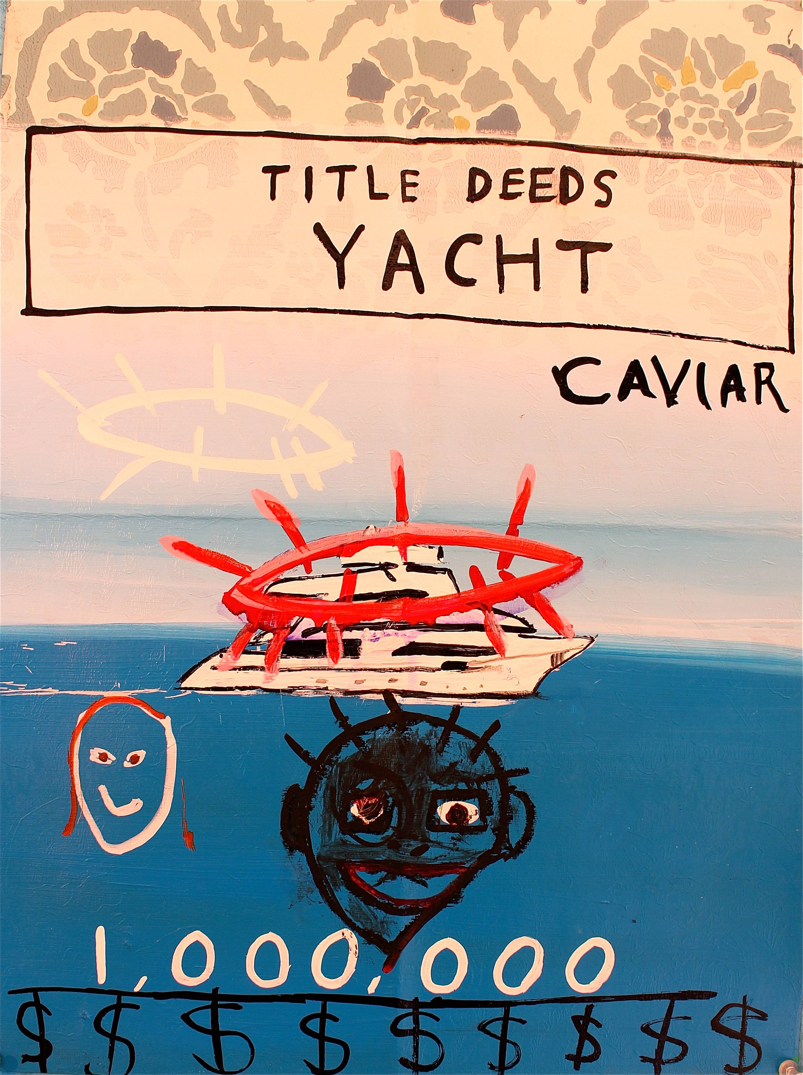 """Yacht Title Deed"""