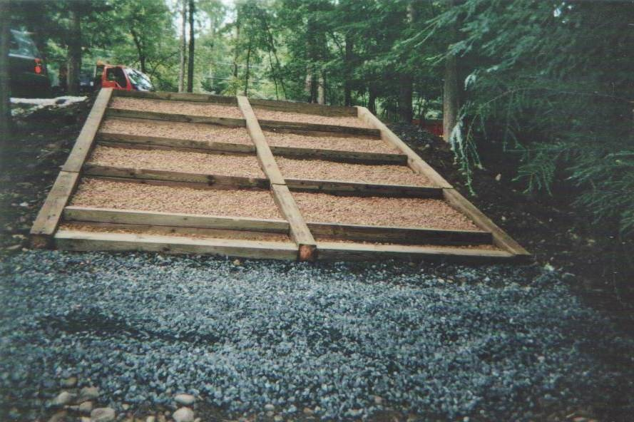 Landscaping Stairs
