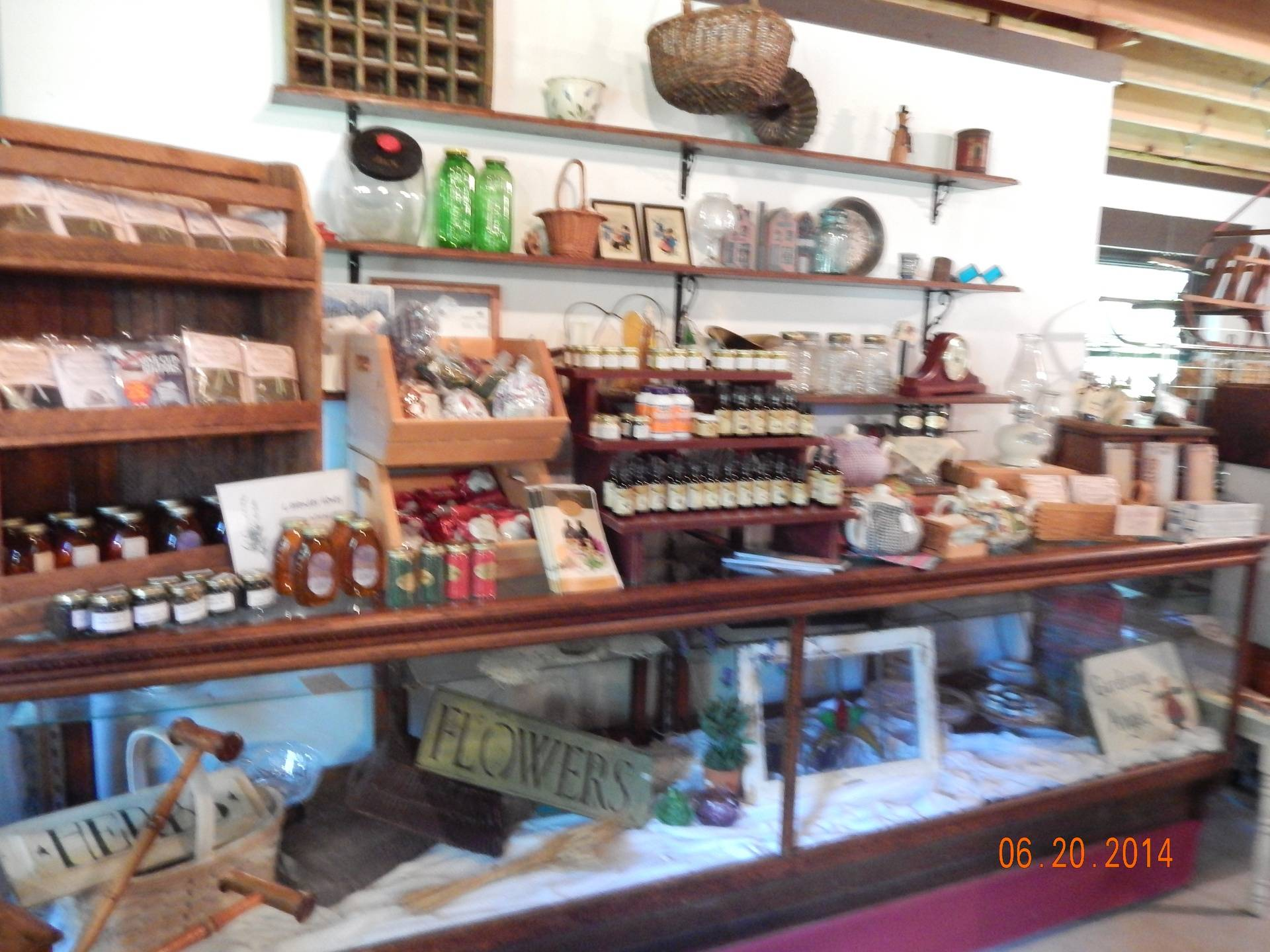 Herbal Products and Teas