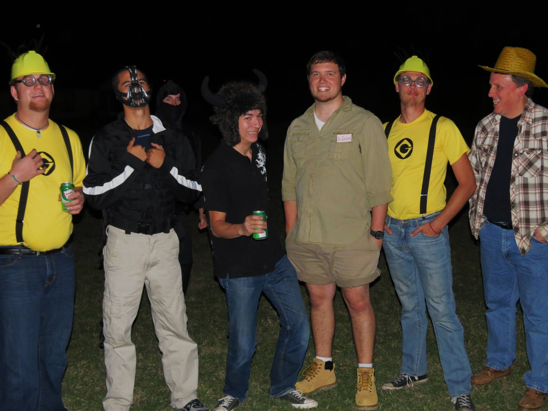 College Costume Party 2012