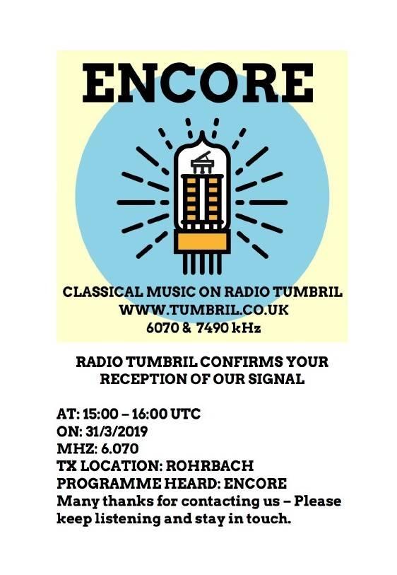 Radio Tumbril