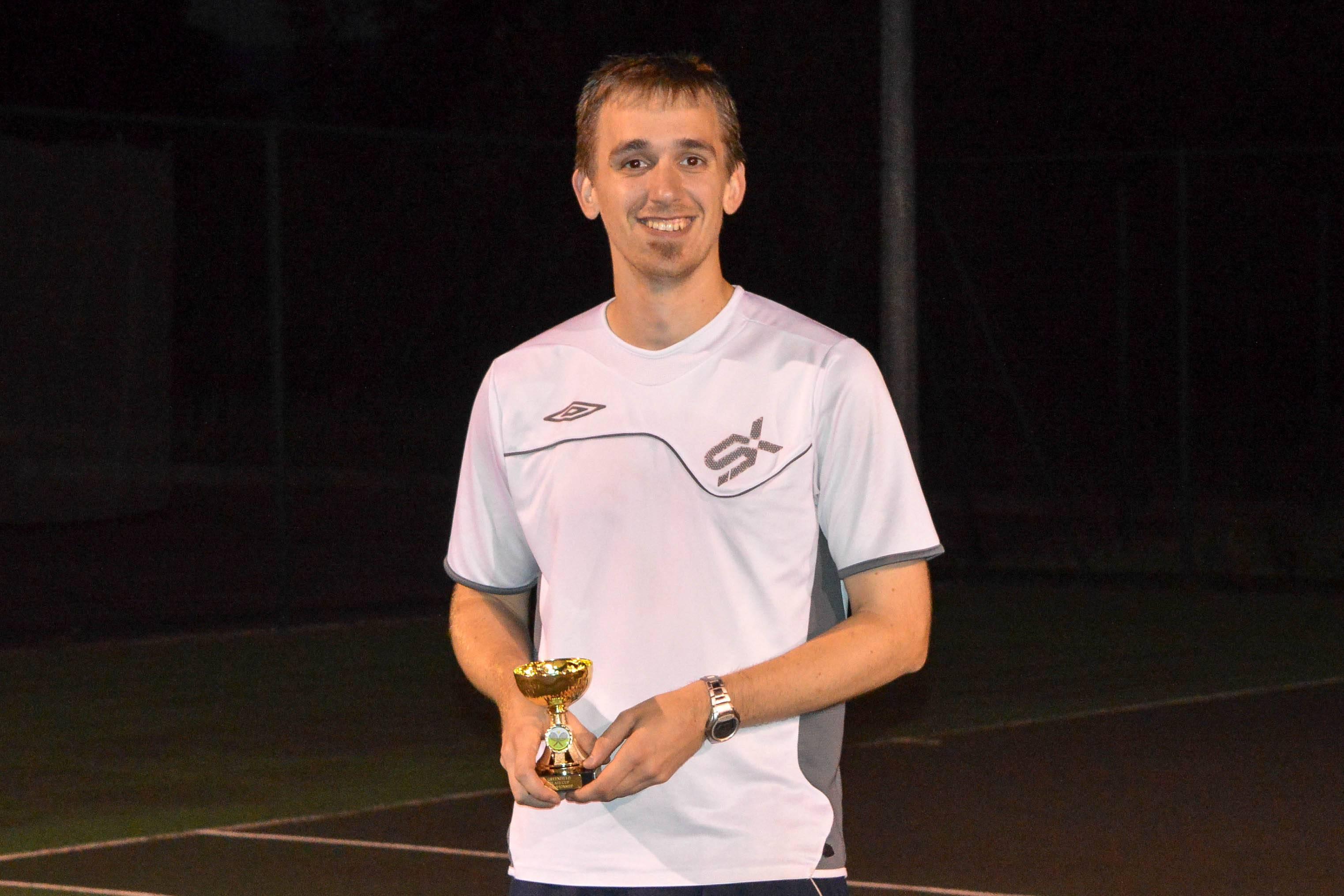 Joe Childs-Plate Winner 2015