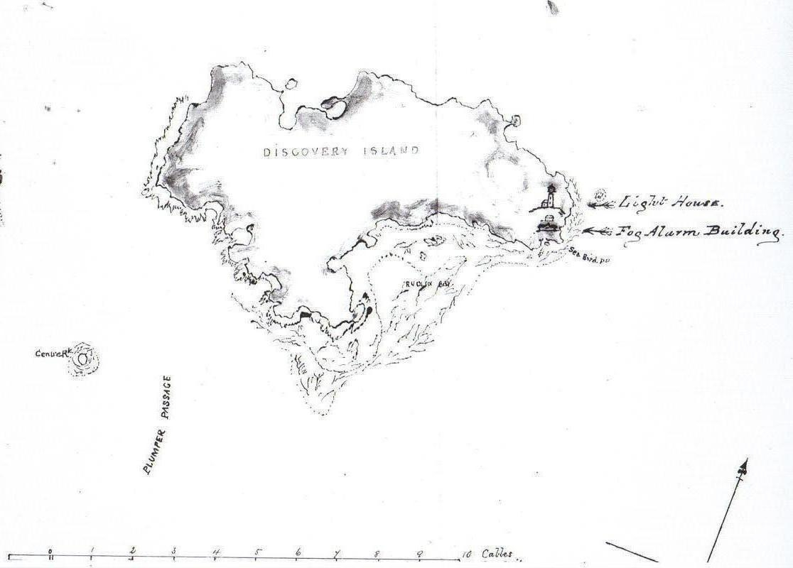 Old map from the 1880's.