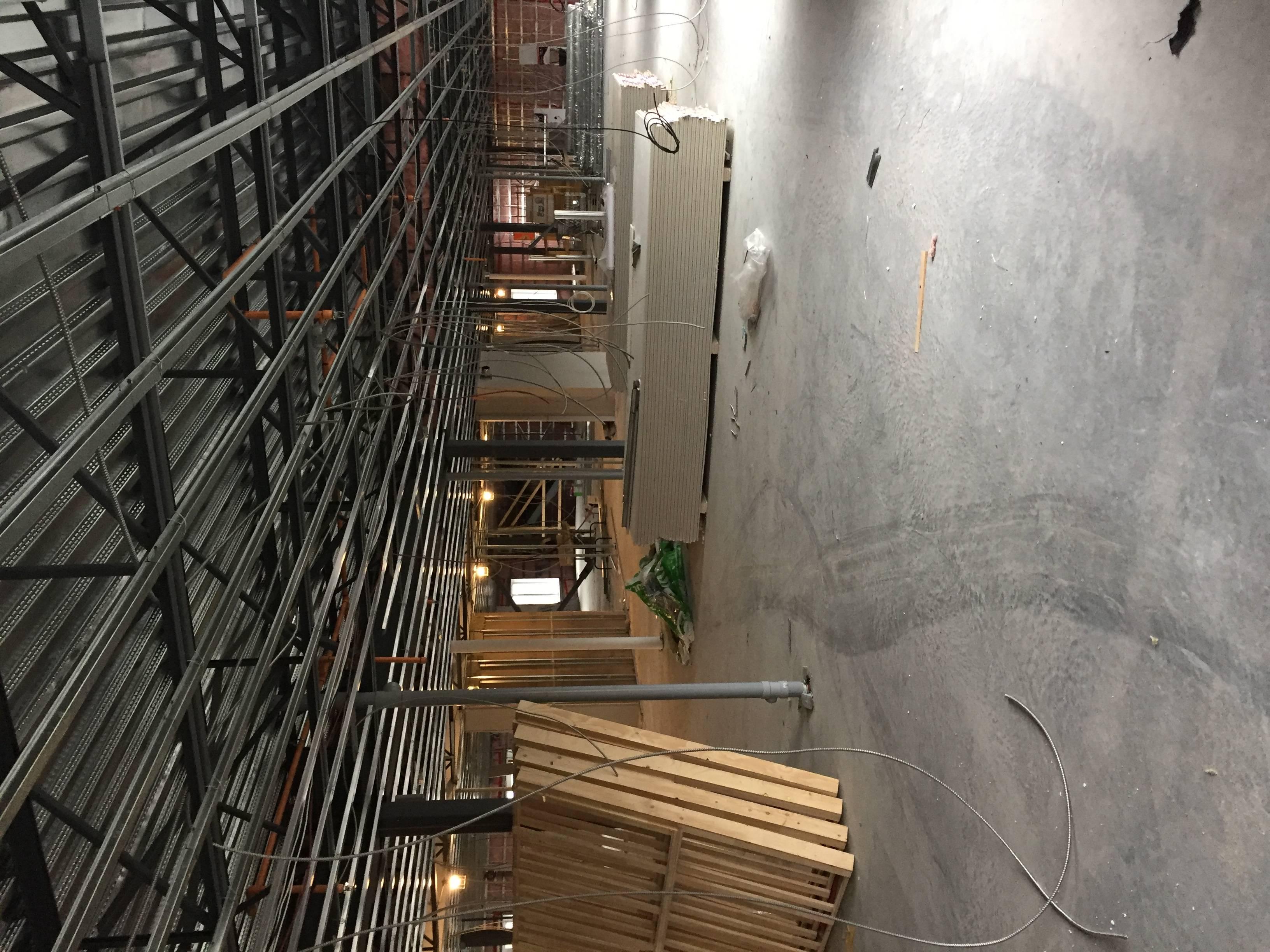 Construction avec plafond type B3
