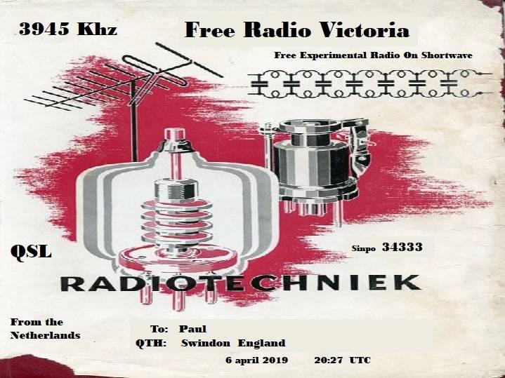 Free Radio Victoria