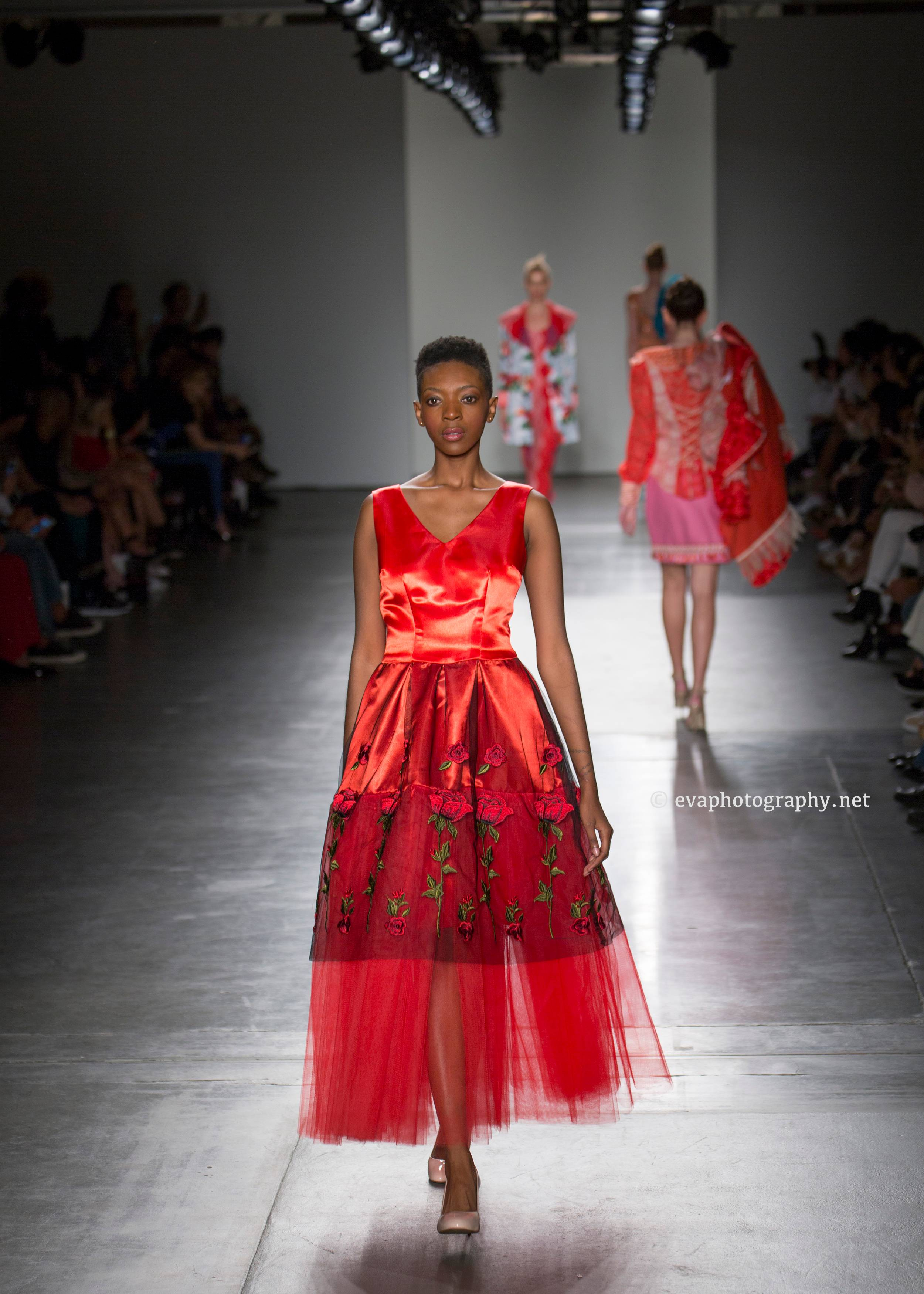 Frances Jerrard SS18 | NYFW |CAAFD