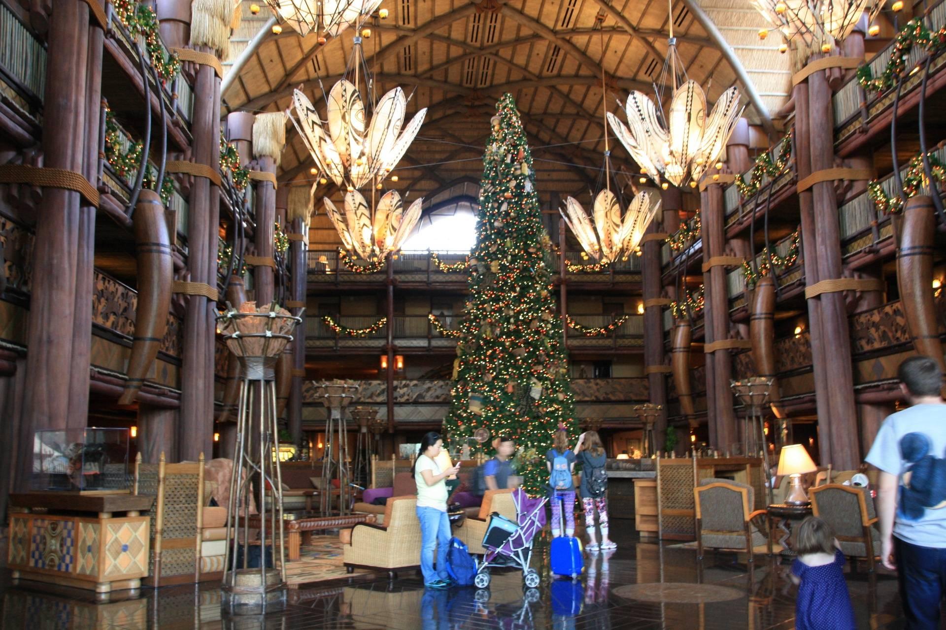 Animak Kingdom Lodge, Disney, Orlando