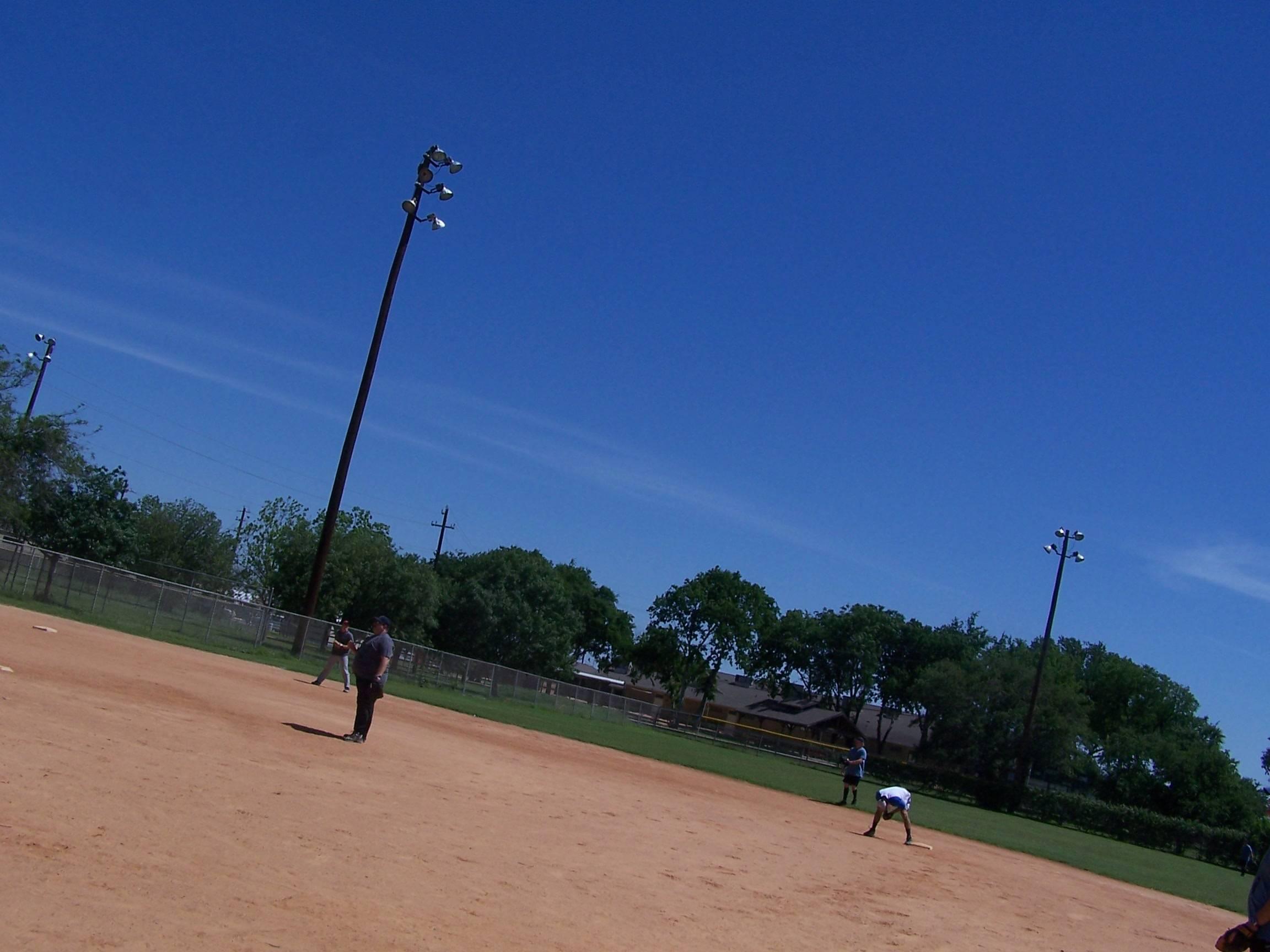 Oak Hill Team outfield