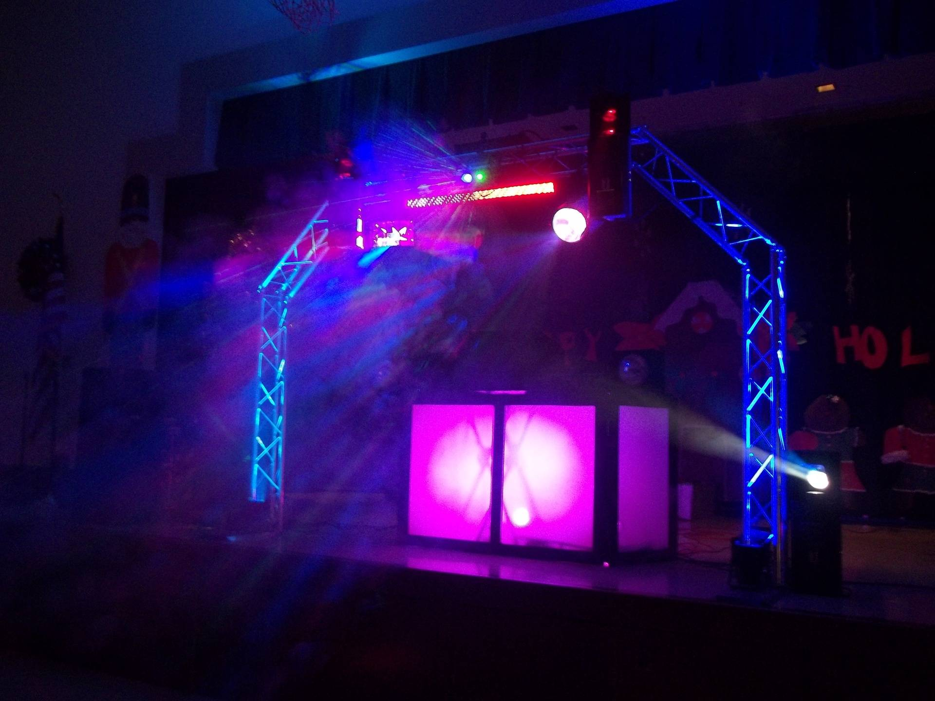 A&S PRODUCTIONS  AT SCHOOL PROM