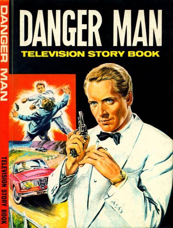 Danger Man Television Story Book