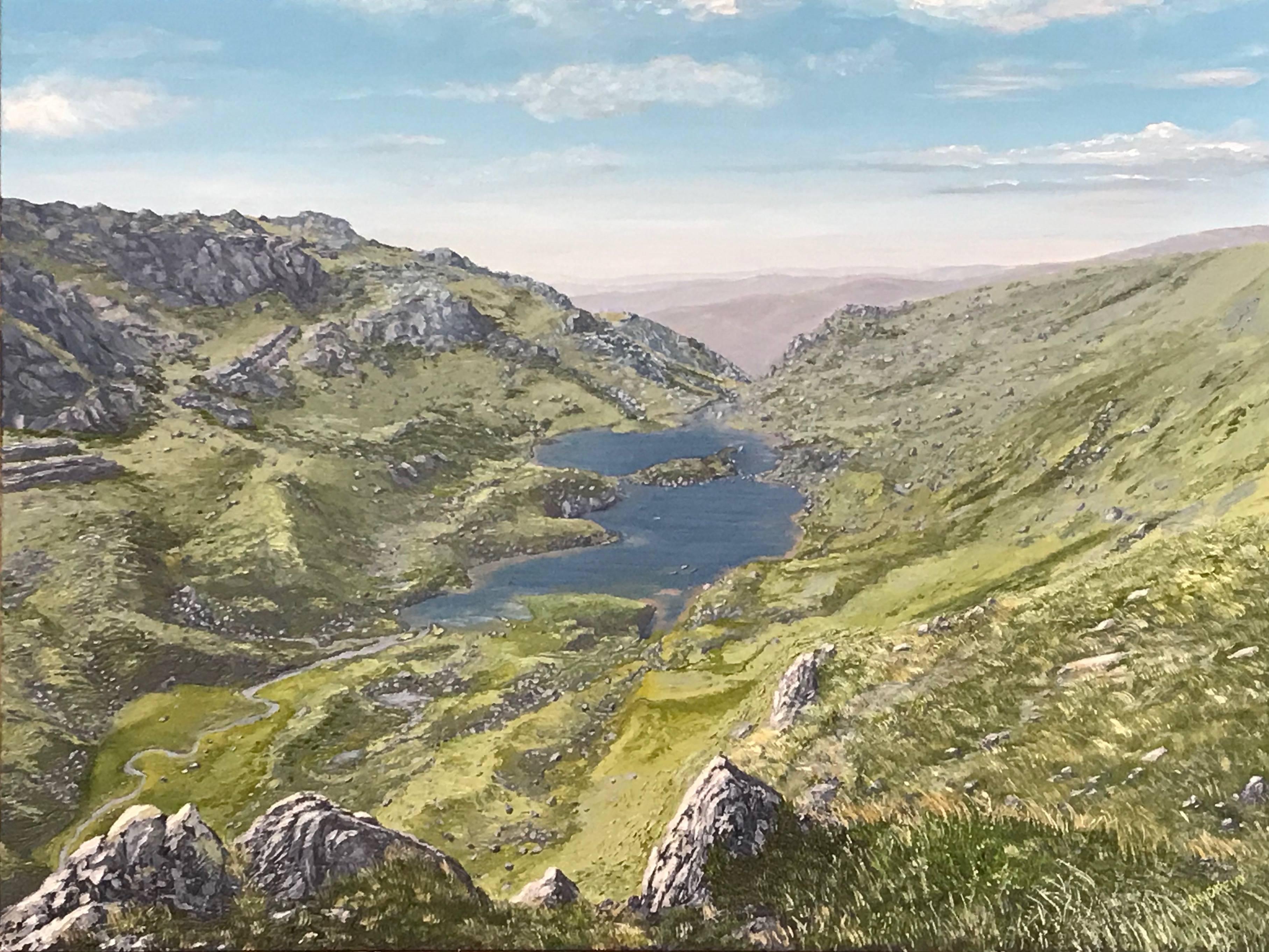 Kosciuszko National Park - Lake Albina