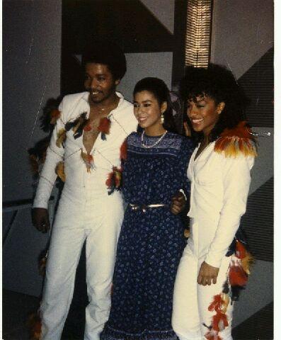 Soul Train Backstage