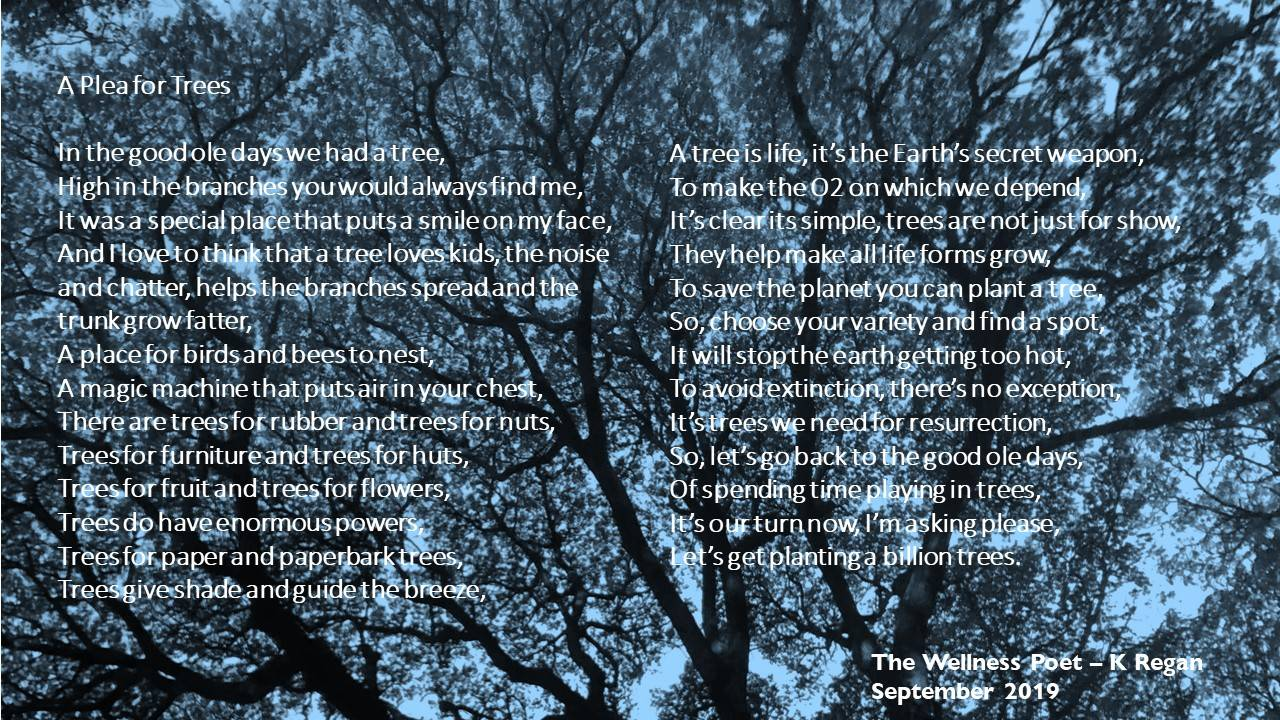 A Plea for Trees