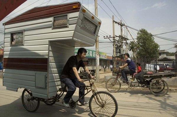 op vakantie met de fiets 2