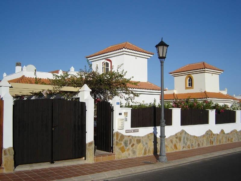 First View of Casa De Rossi