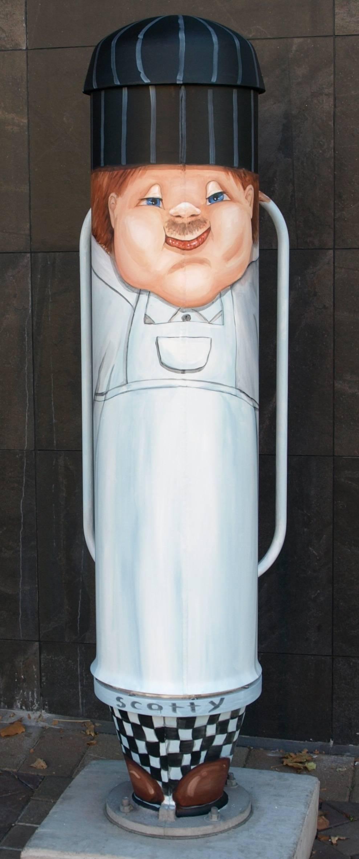 SCOTTY the chef