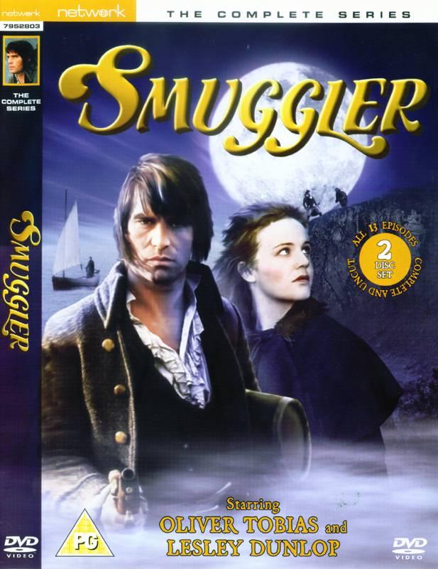 Smuggler - Complete Series DVD Set (UK reg. 2 release)