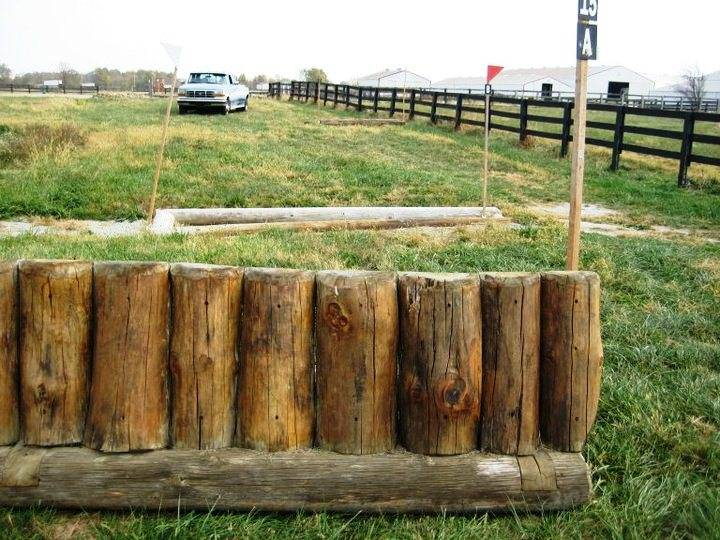 Training Palisade with ditch