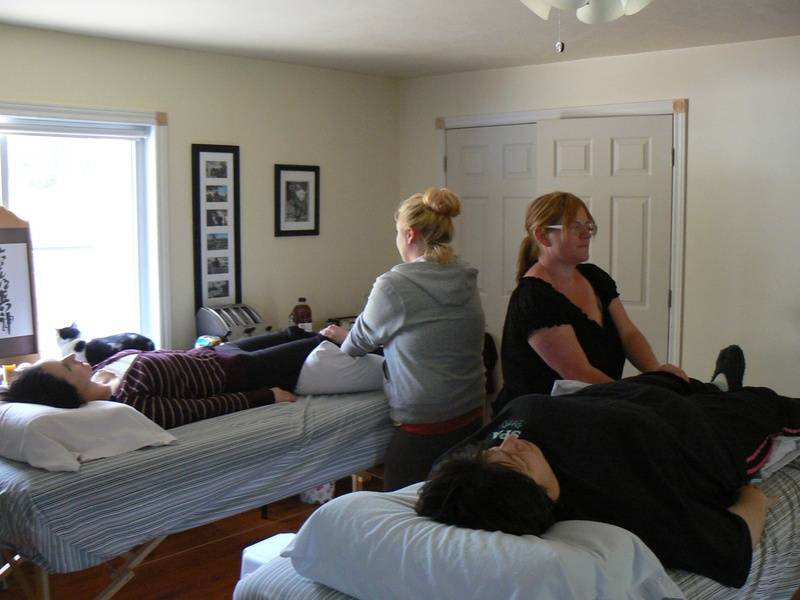 Reiki is very relaxing!