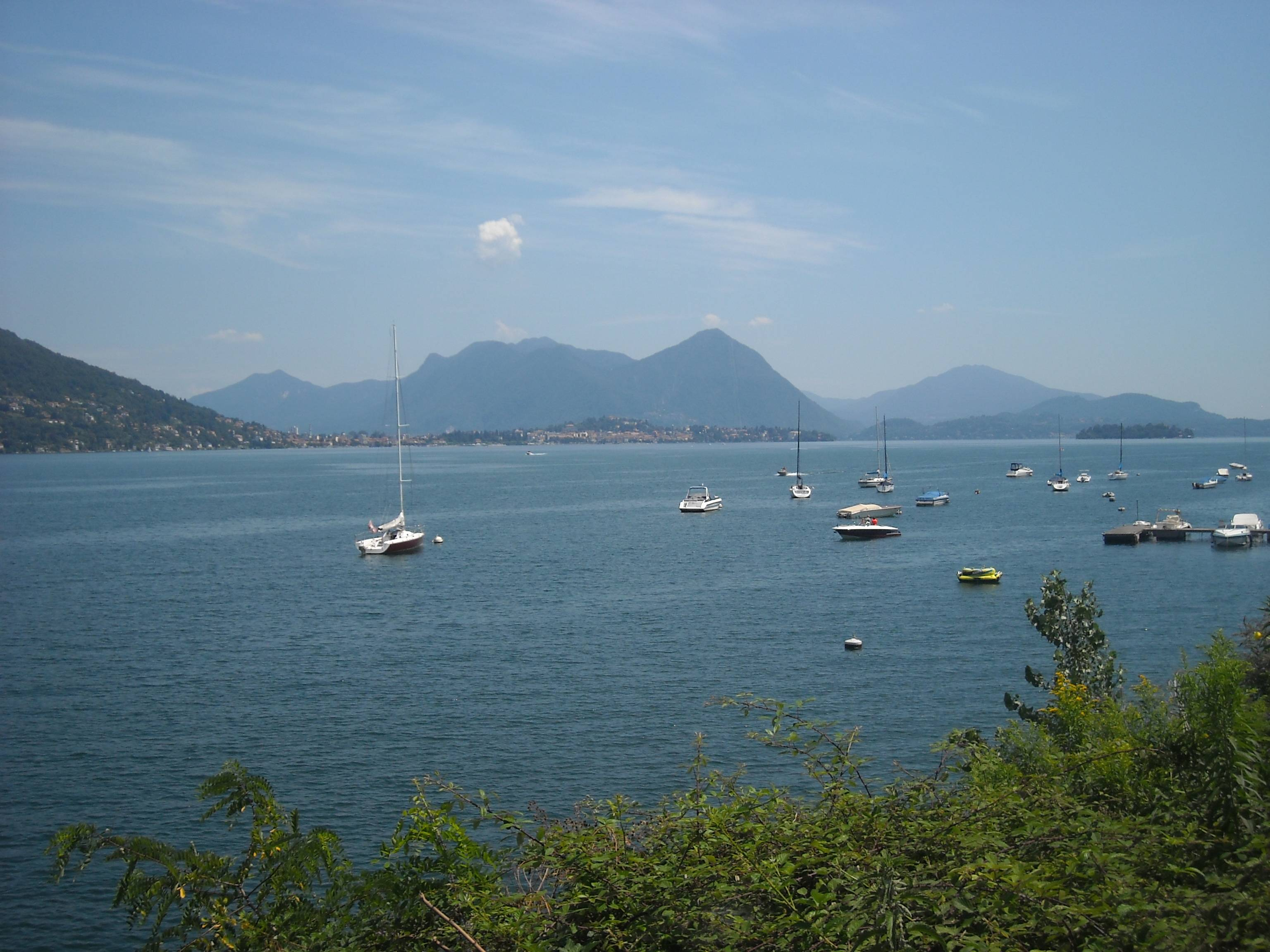 Lago Maggiore/Lake Maggiore