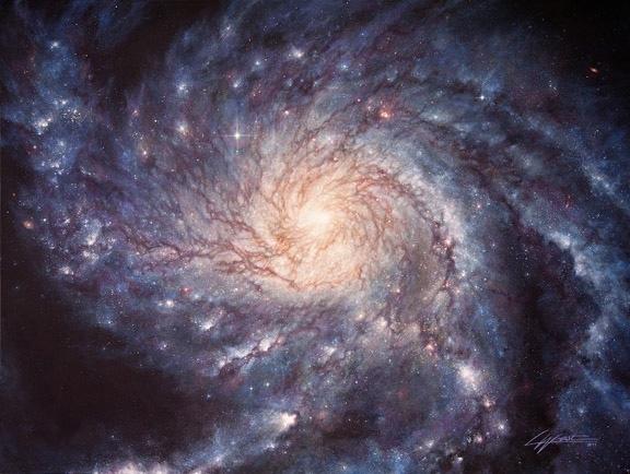 M101 Pinwheel Galaxy / 2011