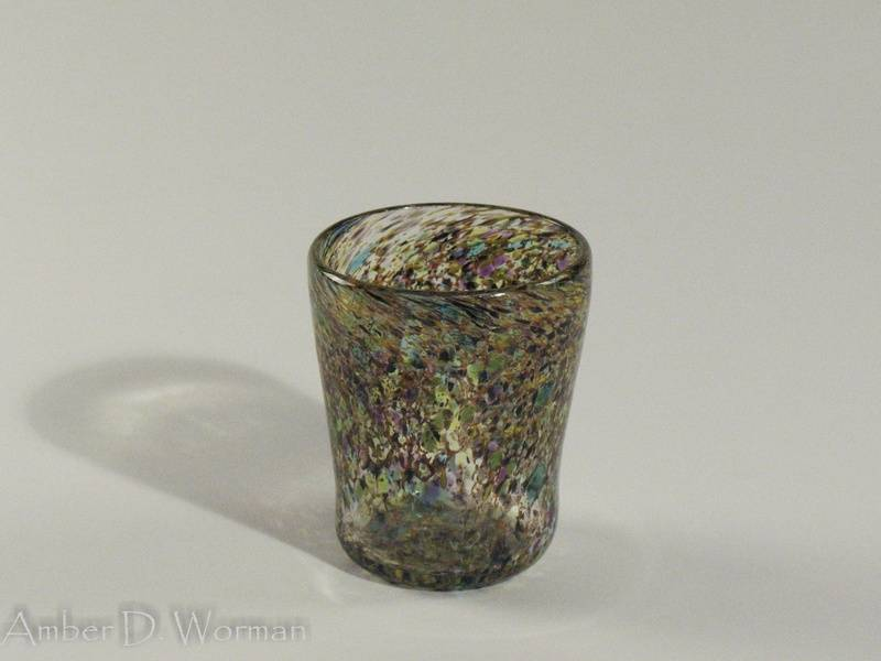 Blown Glass Cup