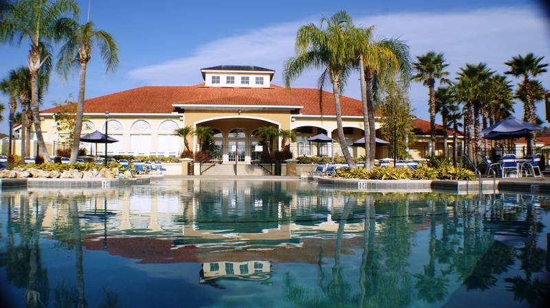 Resort Size Pool