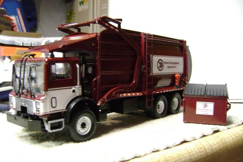 waste management burgandy