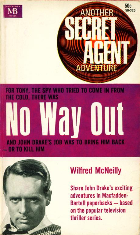 No Way Out by Wilfred McNeilly
