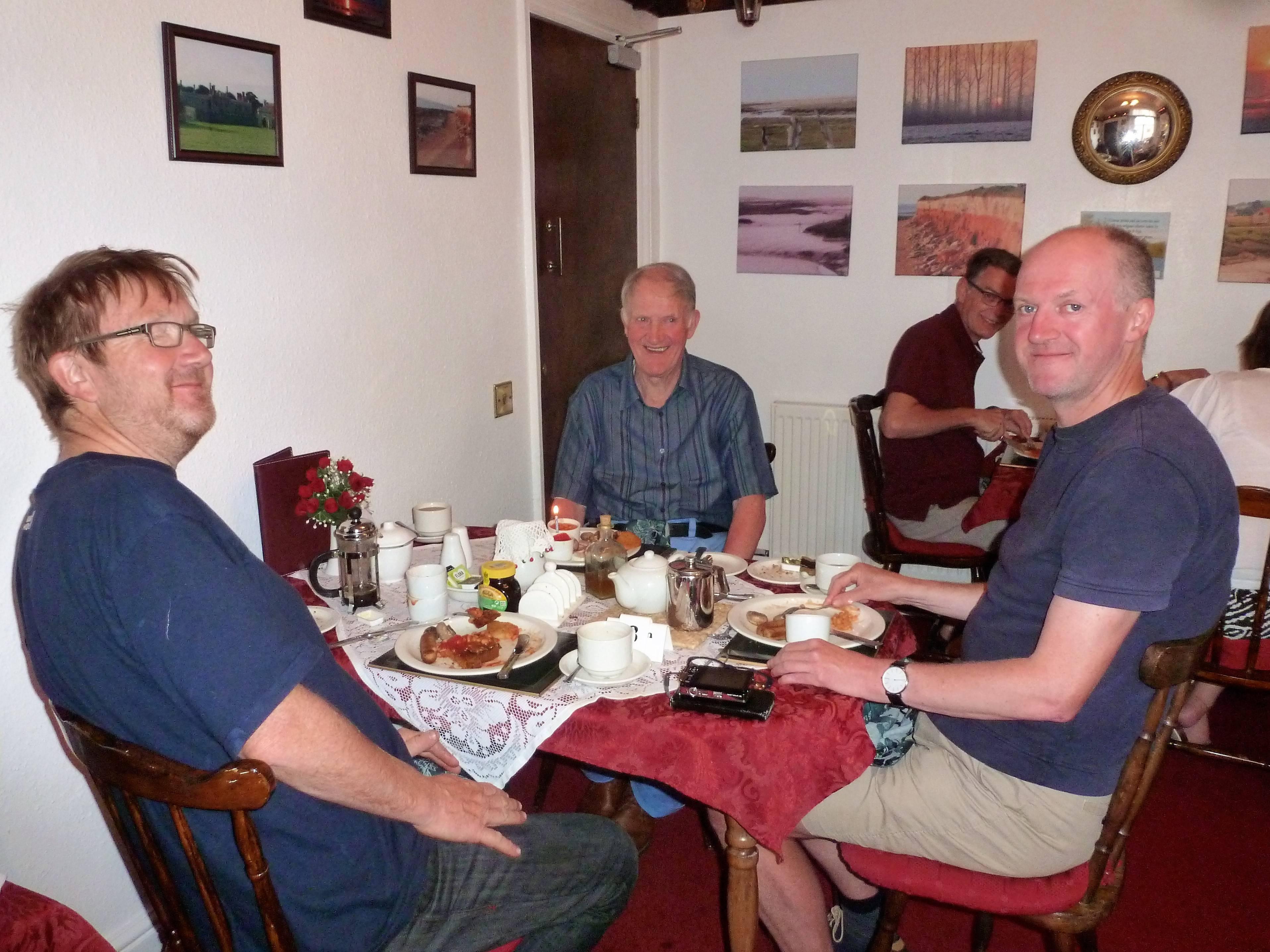 David, Bill & Frank