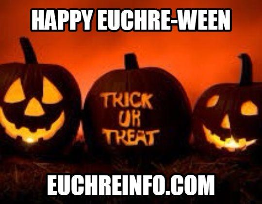 Happy Euchre-ween
