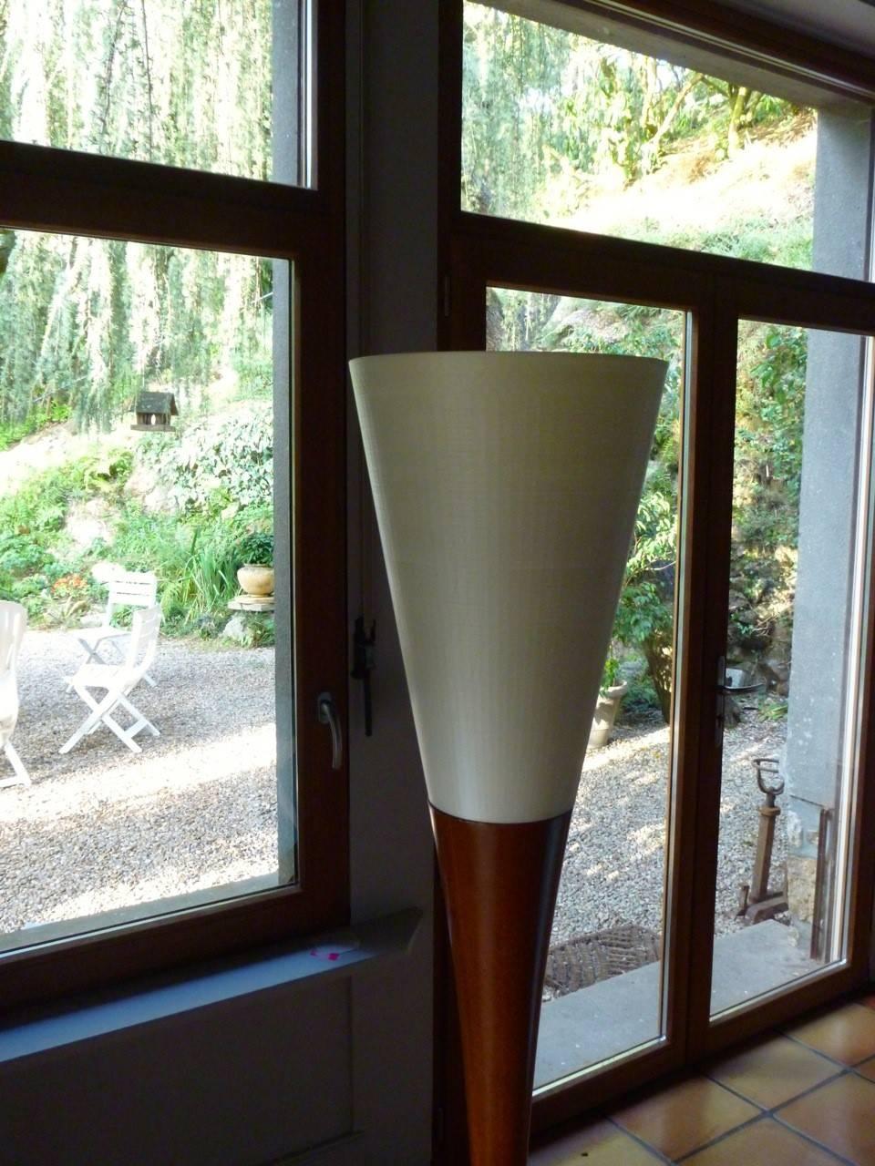 Remplacement abat-jour de lampadaire