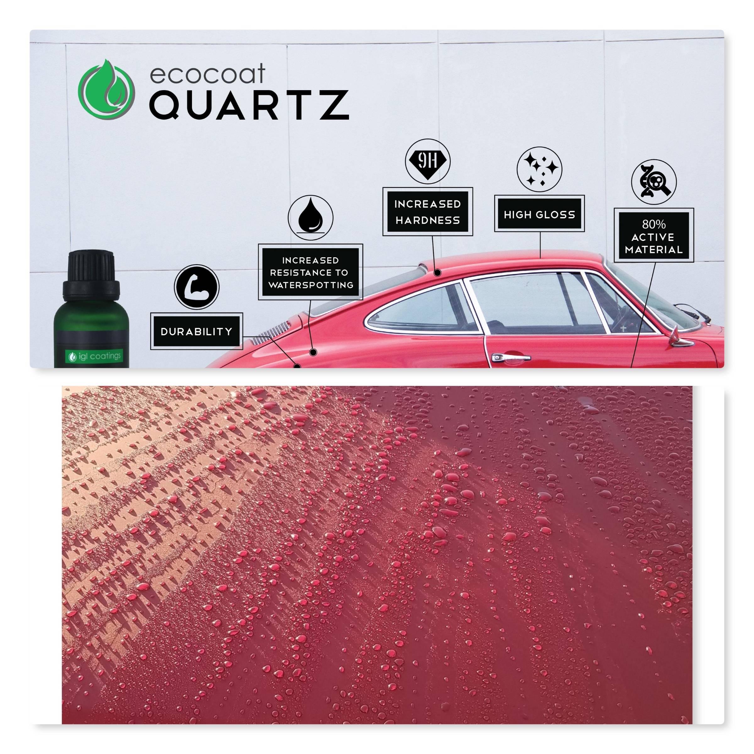 Quartz Paint Protection