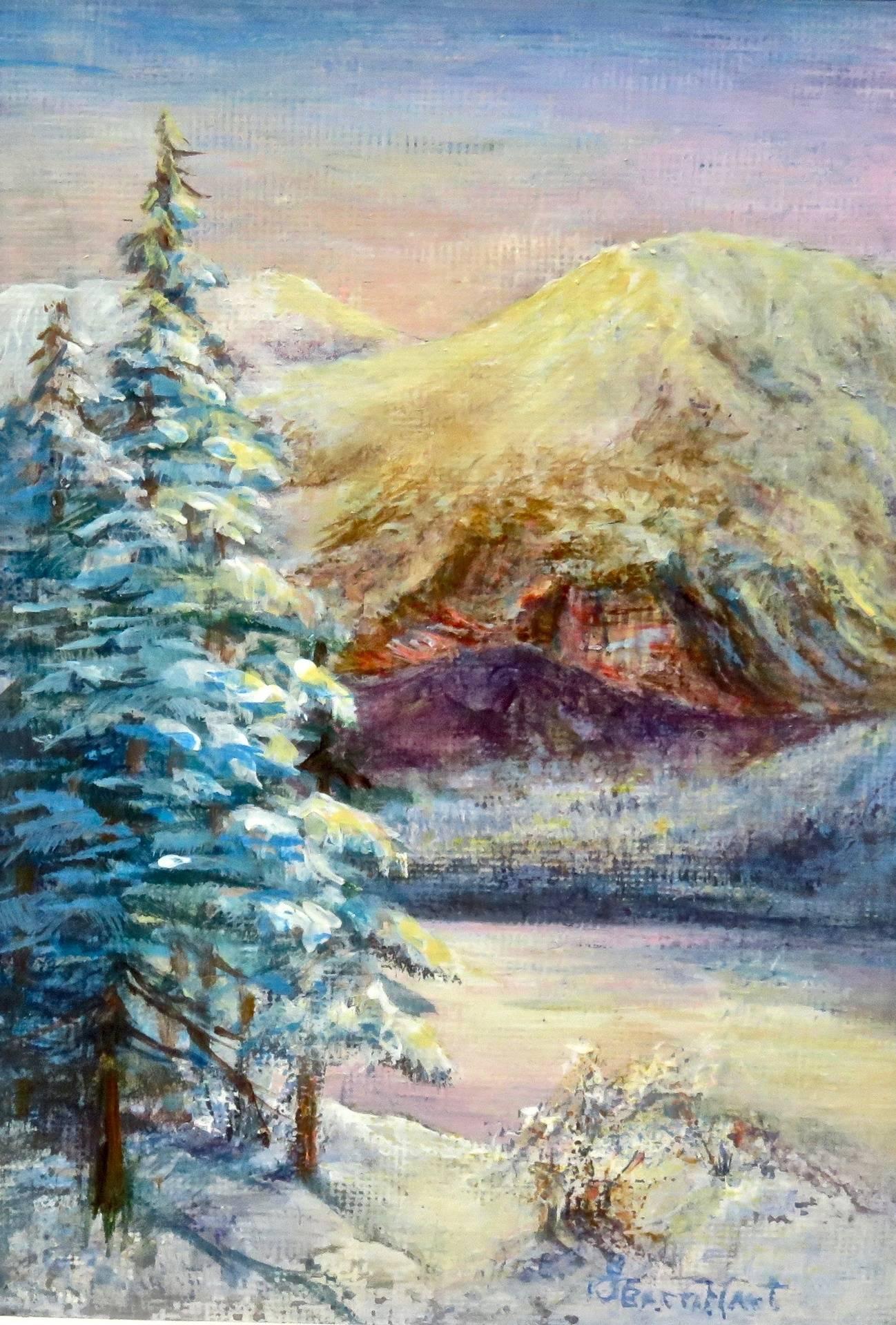 Awaken with Winter Light