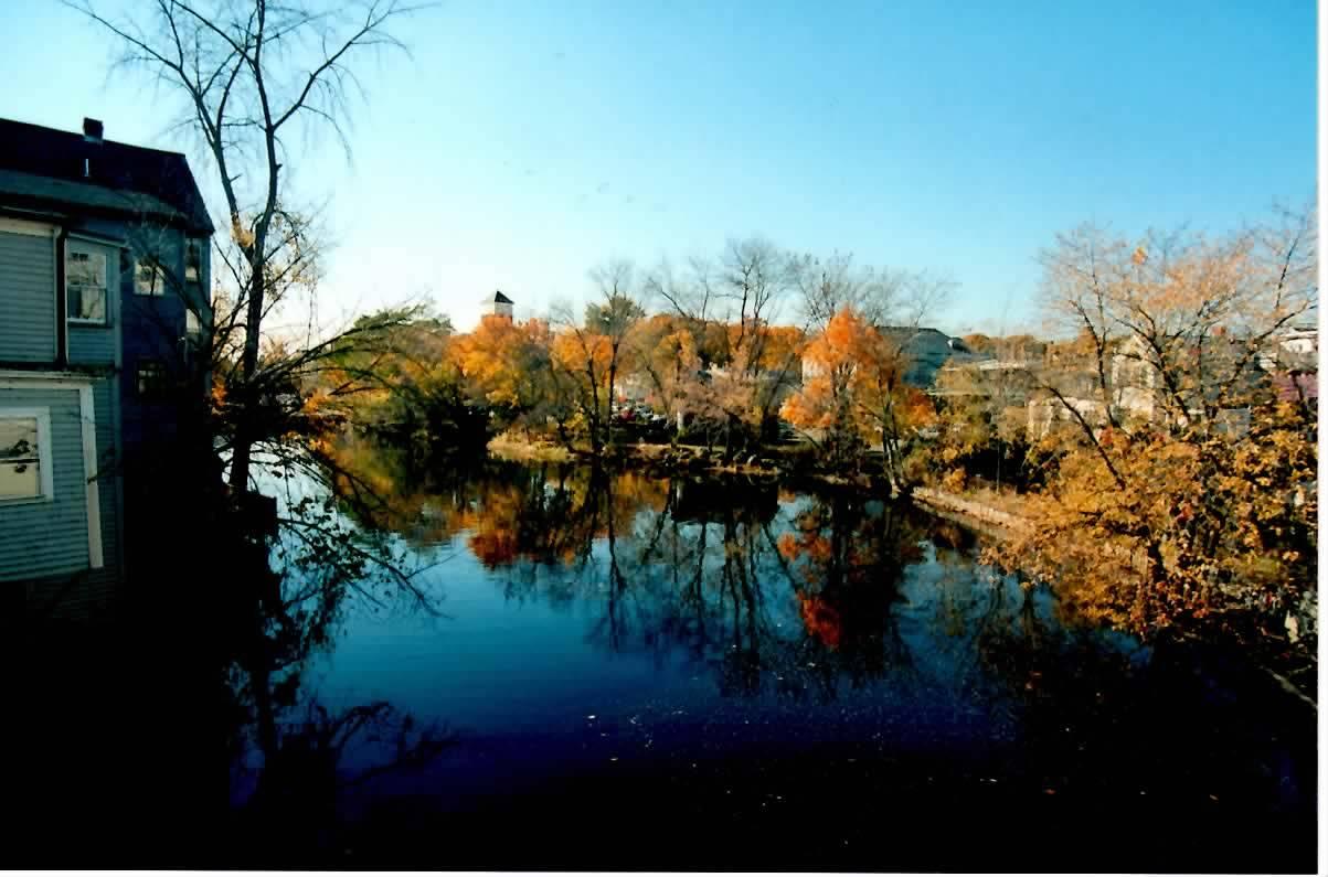 Ipswich River