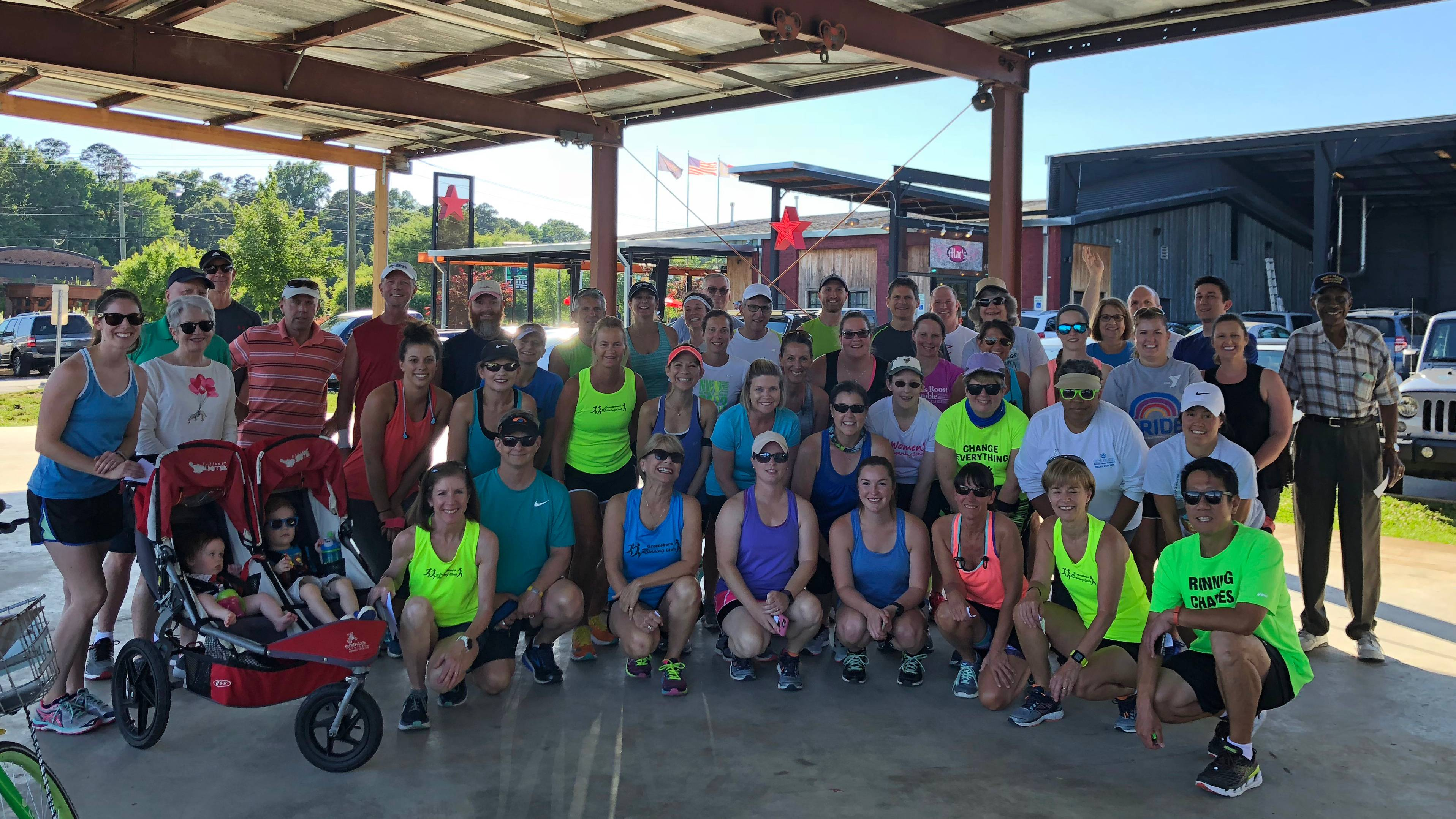 Neighborhood Run #8 - June 5, 2018