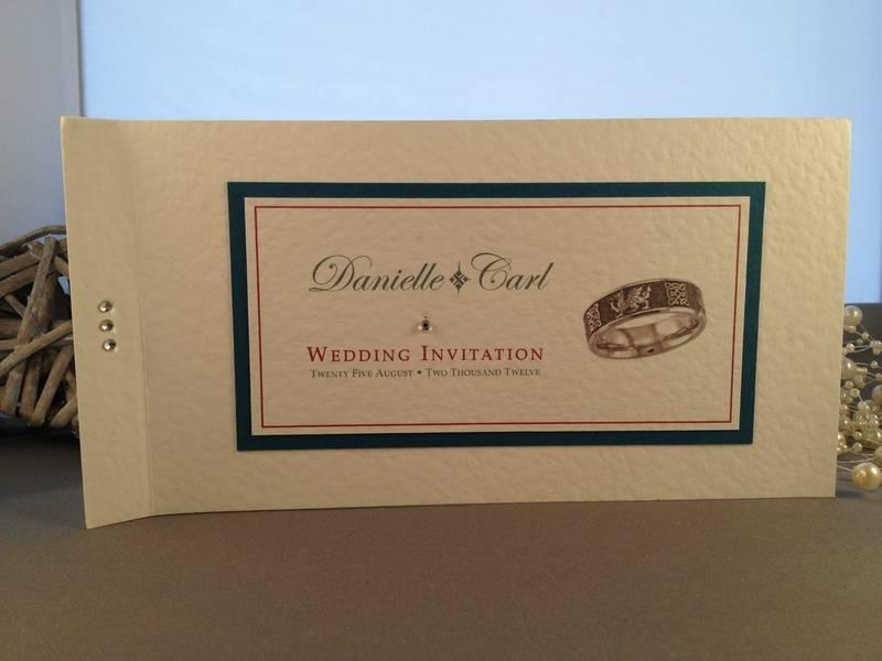 Celtic Ring Chequebook