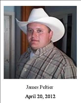 James Pelitier, 04/20/2012