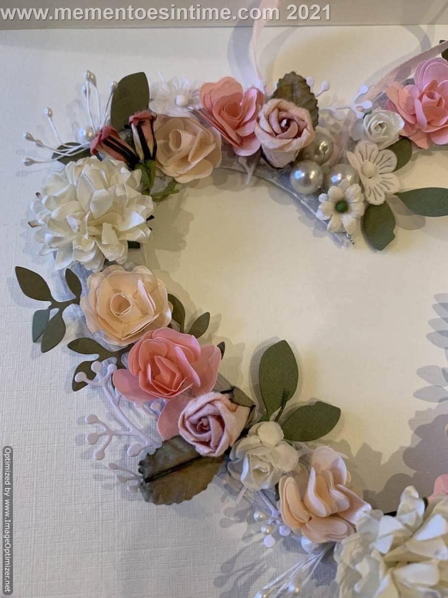 Heart Wreath Number 1