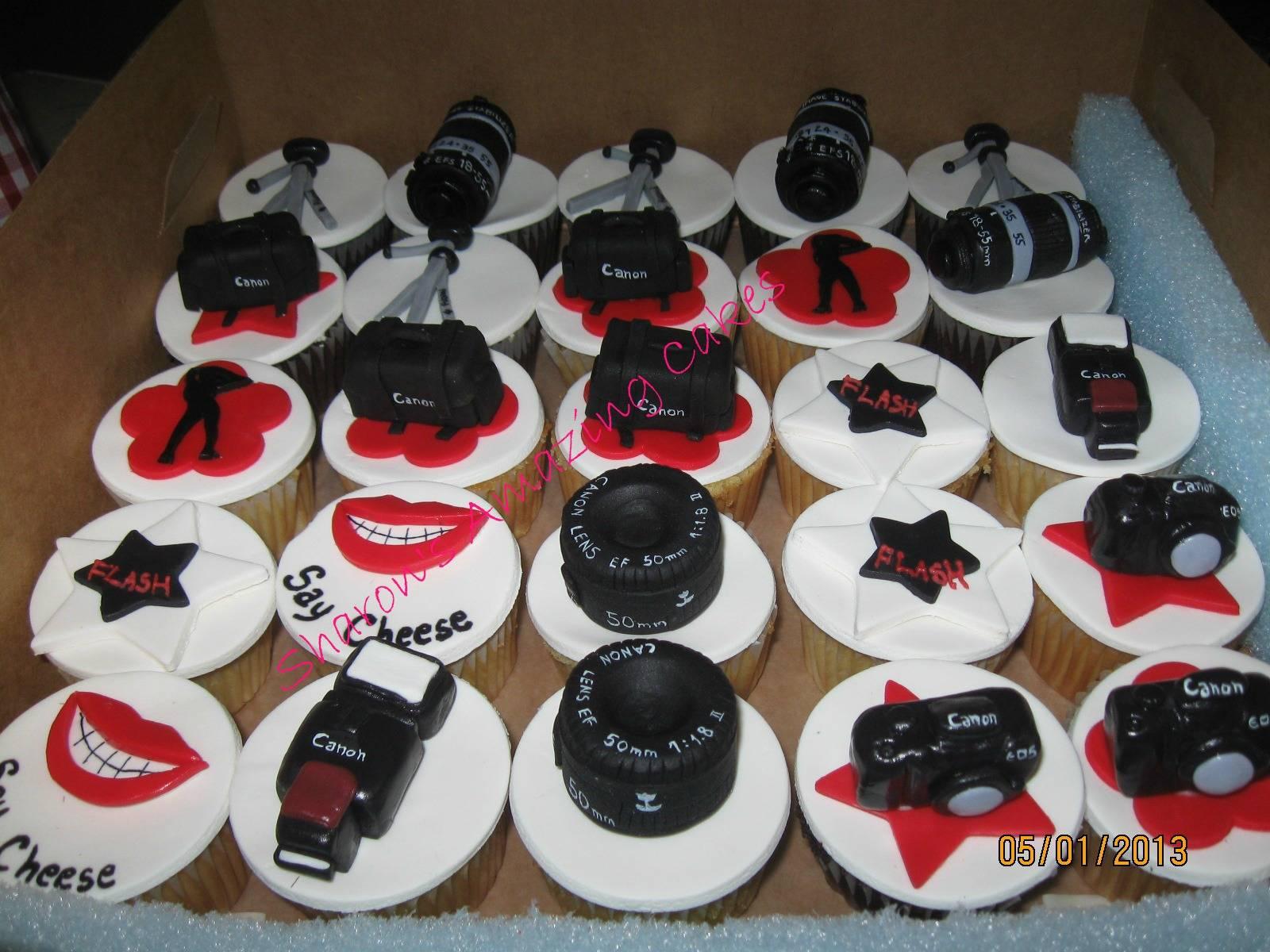 CC40 -Photography Cupcakes
