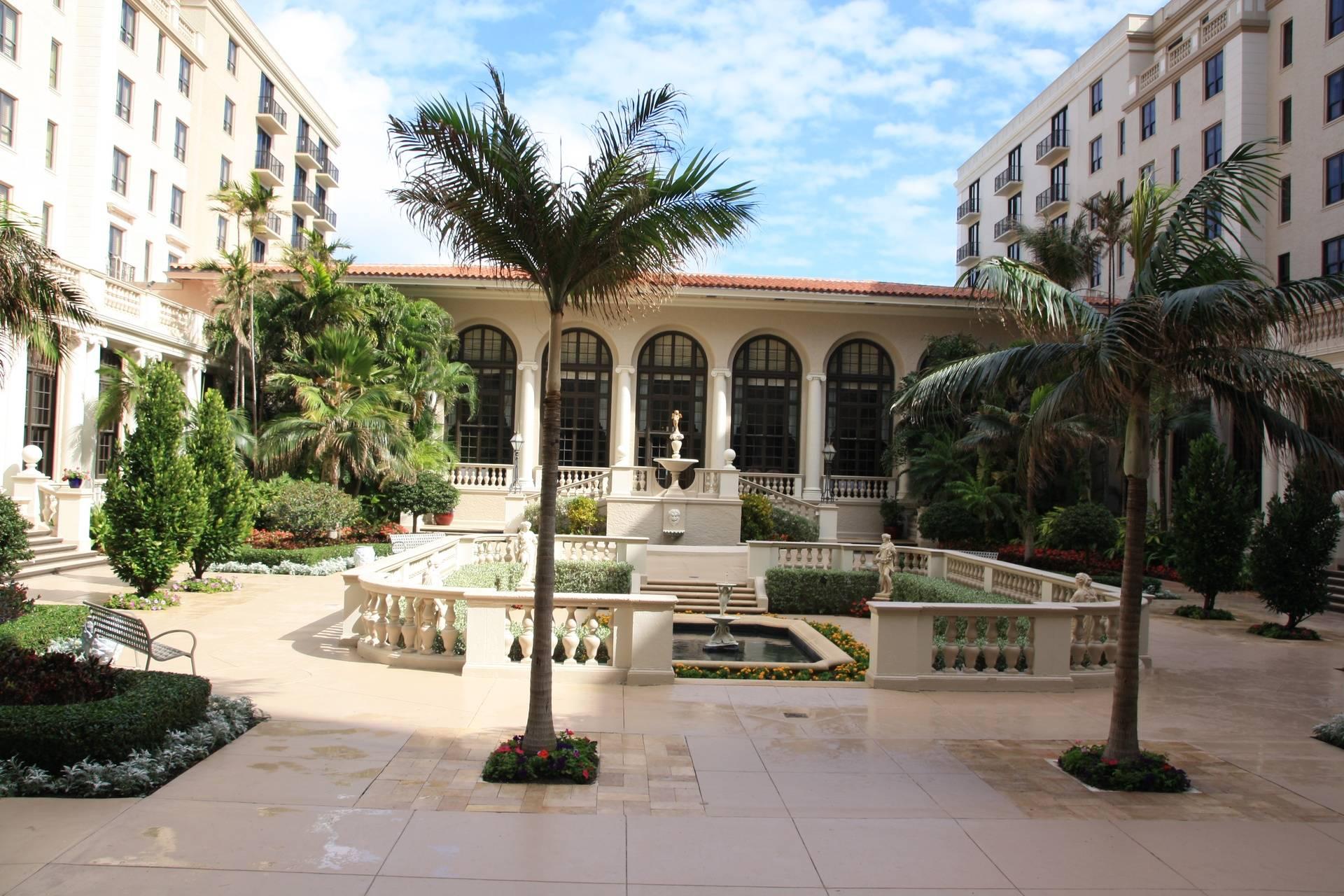 Breakers Hotel, Palm Beach FL