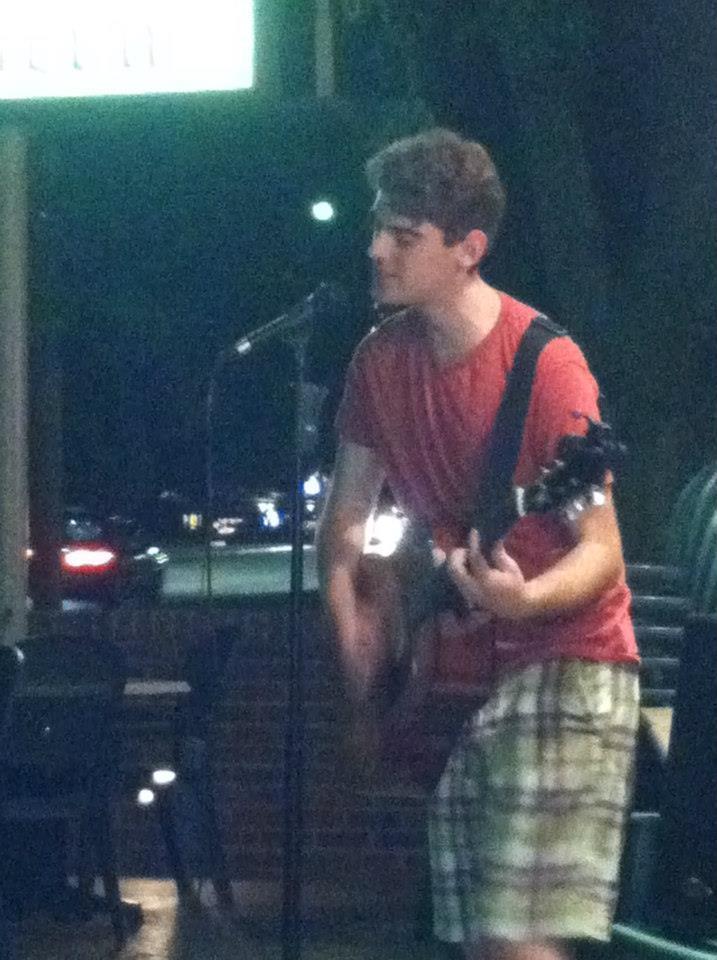 Acoustic Rockin Rocky River!
