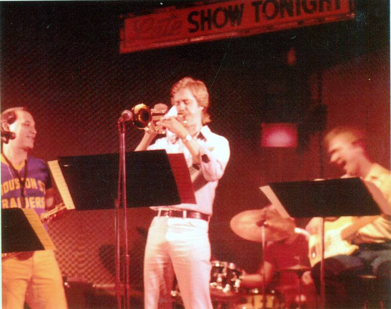 Jazz Gig in NYC (1982)