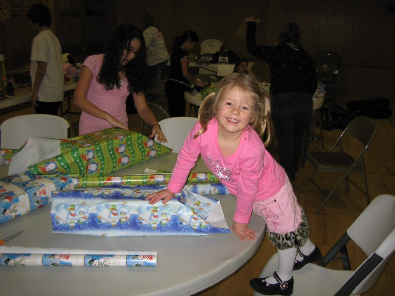 Emma Wrapping 2007