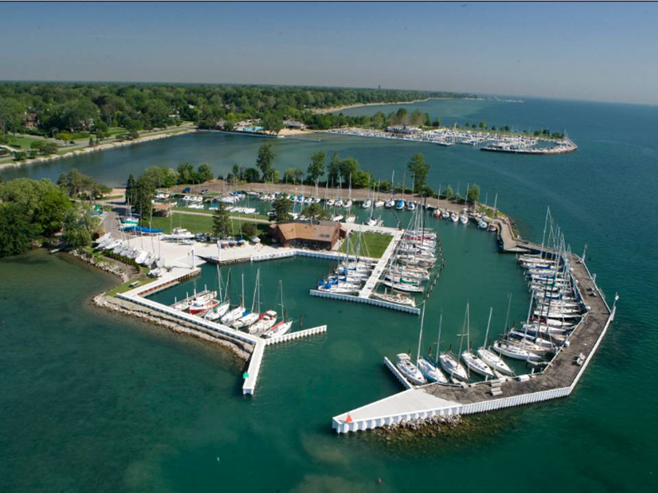 Crescent Sail Yacht Club, 276 Lake Shore Rd., Grosse Pointe Park, MI, 48236