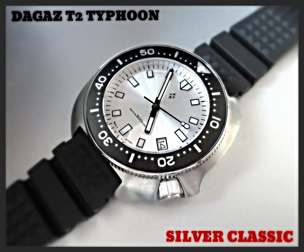 #12 SILVER CLASSIC DIAL (AVAIL IN BOTH C1 and C3)