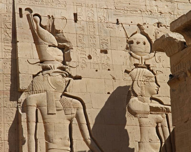 Philae : Temple of Isis