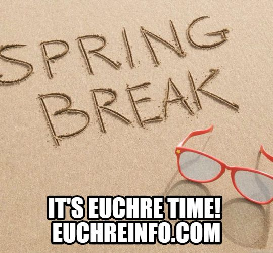 It's Euchre time!